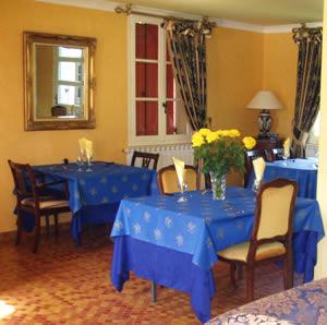 Au beau rivage chambres et table d 39 hote la creuse france for Au beau rivage la cuisine